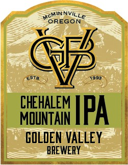 Golden Valley Brewery Chehalem Mountain IPA