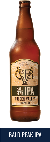 Golden Valley Bald Peak IPA