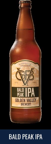 Golden Valley Bald Peak IPA