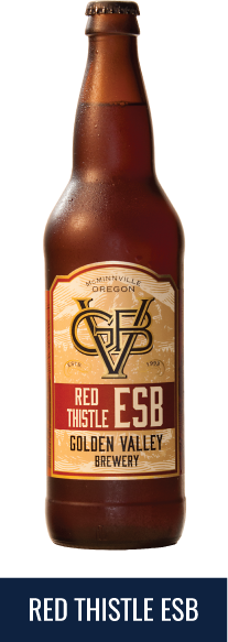Golden Valley Red Thistle ESB