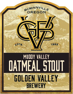 Muddly Valley Oatmeal Stout