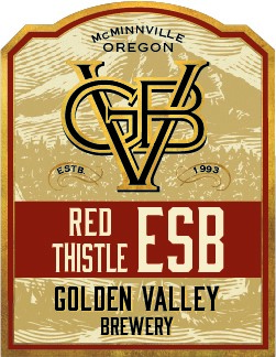 Golden Valley Brewery Red Thistle ESB