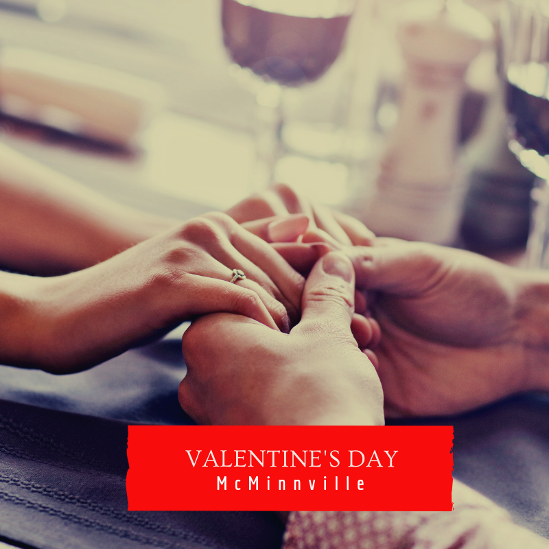 Valentine's Day McMinnville
