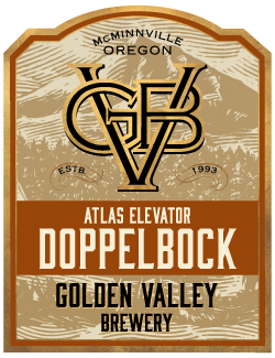 Golden Valley Brewery Atlas Elevator Doppelbock