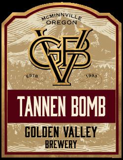 Golden Valley Brewery Tannen Bomb