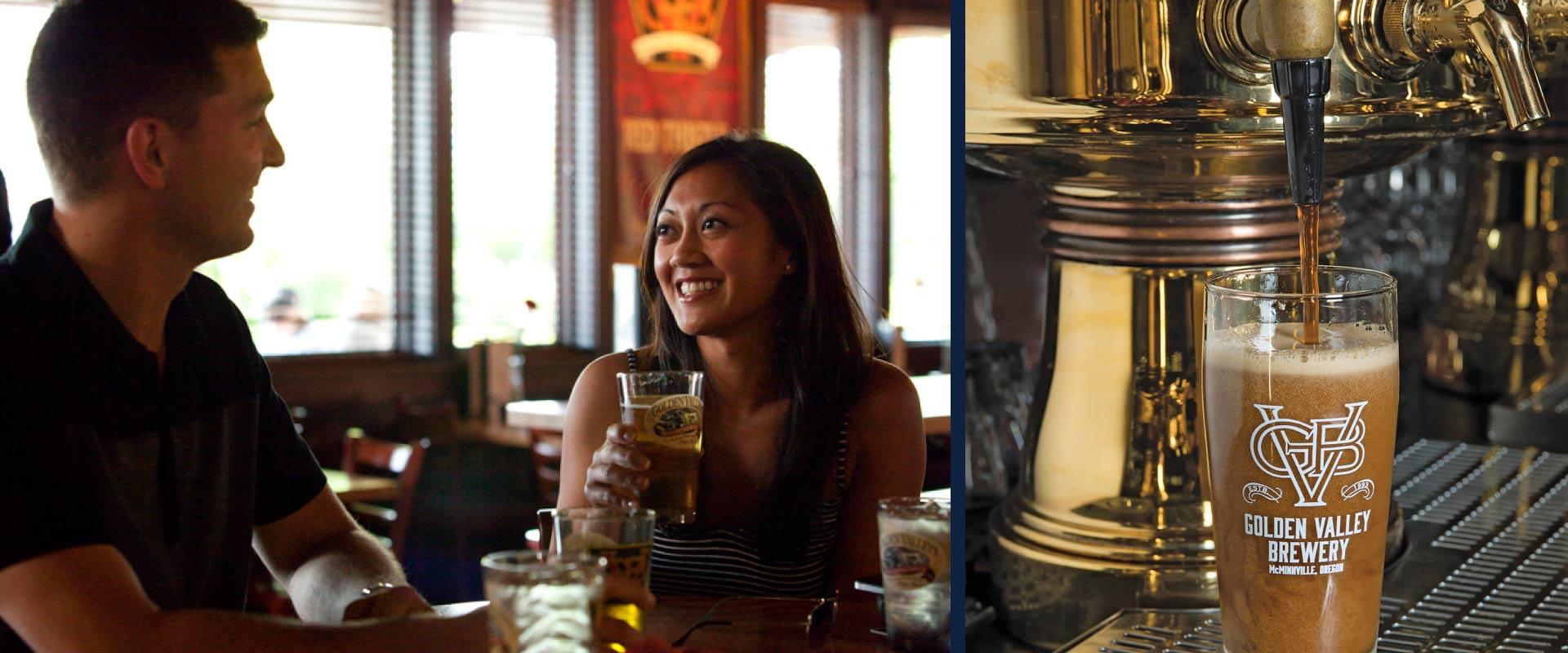 Contact Golden Valley Brewery & Restaurant